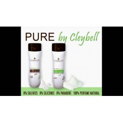 shampoing Alcantara pure by Cleybell 300ml