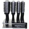 Présentoir brosses à cheveux carrées Squargonomics DENMAN
