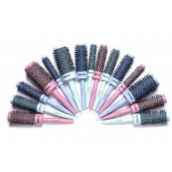 Brosse à cheveux Ceramic COLORS TERMIX par lot de 5