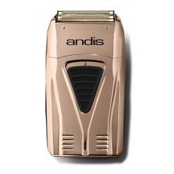 Rasette électrique PROFOIL rose gold ANDIS