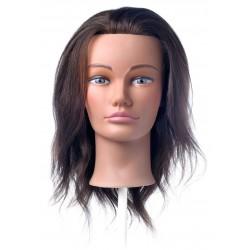 Tête d'apprentissage femme longueur 15-35 cm JACQUES SEBAN brun