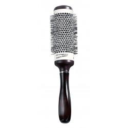 Brosse à cheveux professionnelle Ionic Ceramic bois JACQUES SEBAN 43 mm