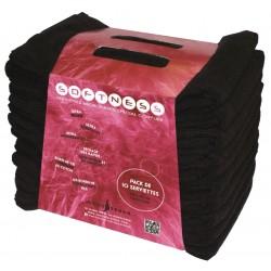 Serviettes de coiffure microfibres x 10 JACQUES SEBAN