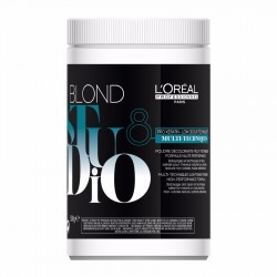 Poudre décolorante multi-techniques - 500g - Blond Studio