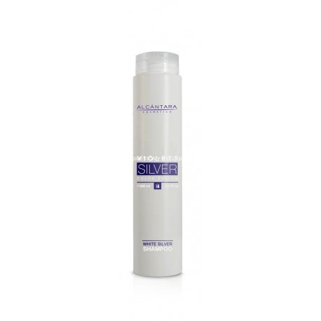 shampoing VIOLETT SILVER COLOR SYSTEM White Silver 250 ml