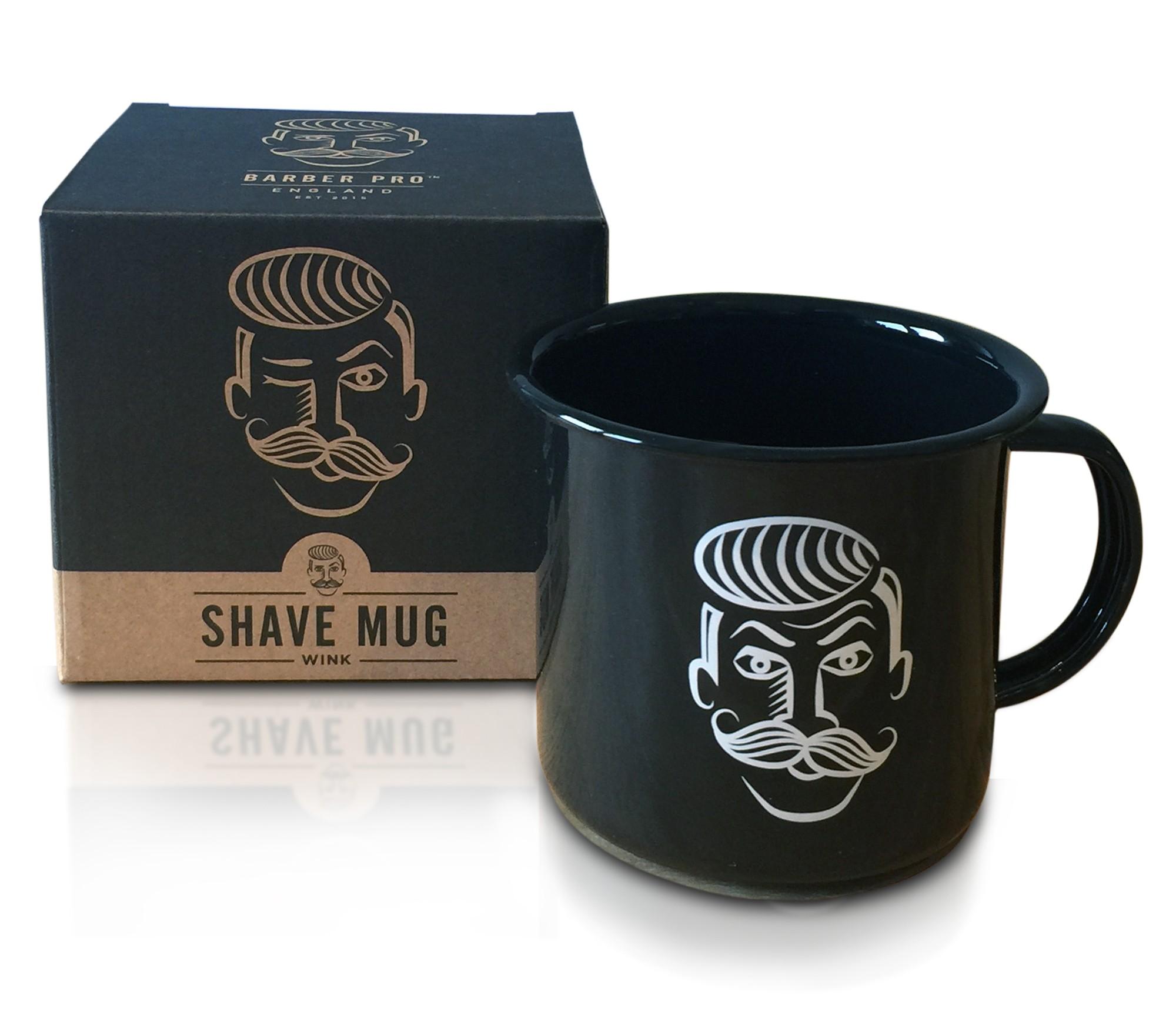 Mug de Barbier Barber Pro Wink